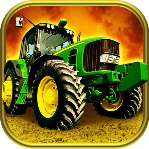 3D Tractor Racing Game By Top Farm Race Games For Awesome Boys And Kids FREE