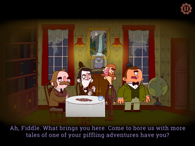 Bertram Fiddle: Episode 1: A Dreadly Business Screenshot