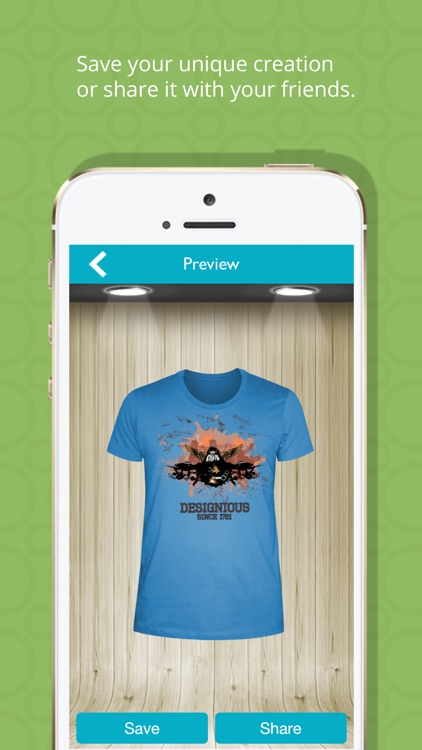 T-Shirt Designer Tool App screenshot-4