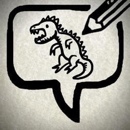 DrawBoard - Keyboard for Doodling!