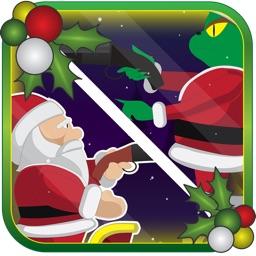 Super Snow Santa Claus Ranger Christmas Challenge Mission