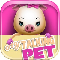 Codes for My Talking Pet - virtual pig with free mini games for kids Hack
