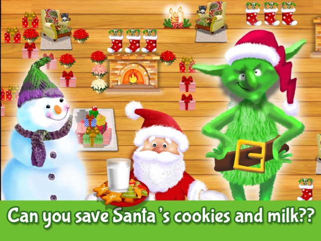 santa s little helper elf yourself help santa claus deliver gifts christmas holiday edition on the app store