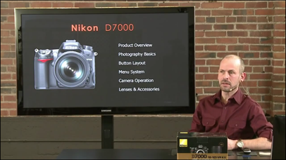 iD7000 Pro - Guide And Training Nikon D7000 1.0.1 IOS