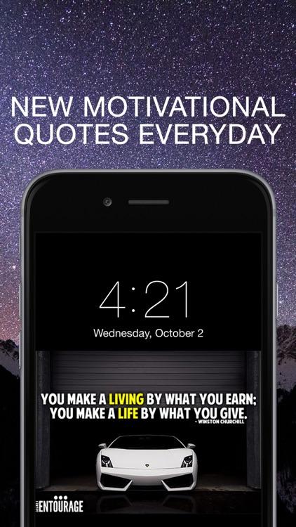 Daily Motivational Quotes Alarm Clock screenshot-3