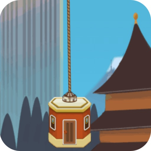 Rotating Box - Build The Highest & Best Tower In The World icon