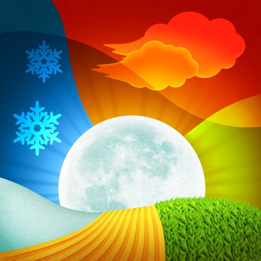 Relax Melodies Seasons: Mix Rain, Thunderstorm, Ocean