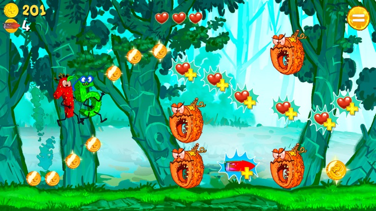Fruits On The Run screenshot-3