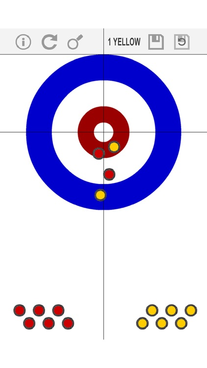 Curling Strategy Board Pro