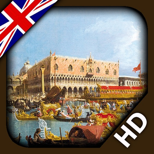 CANALETTO, Rome – London – Venice. The Triumph of Light HD icon