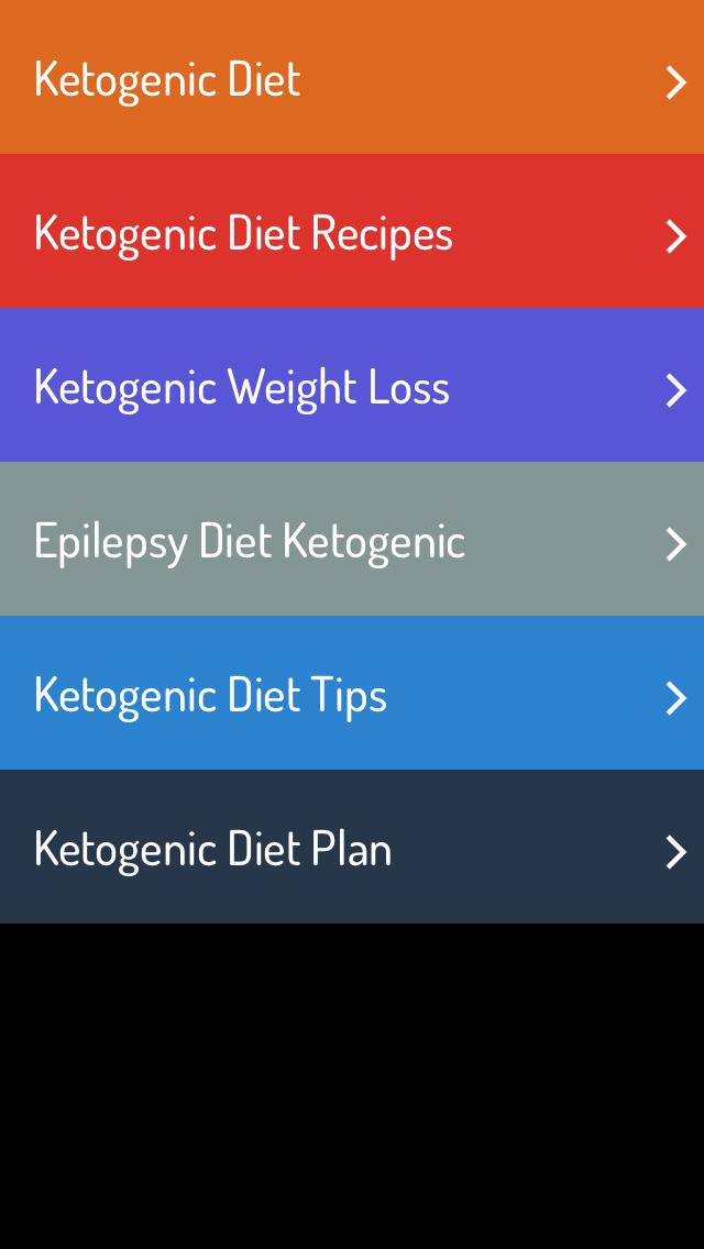 Ketogenic Diet - Ultimate Diet Guide screenshot one
