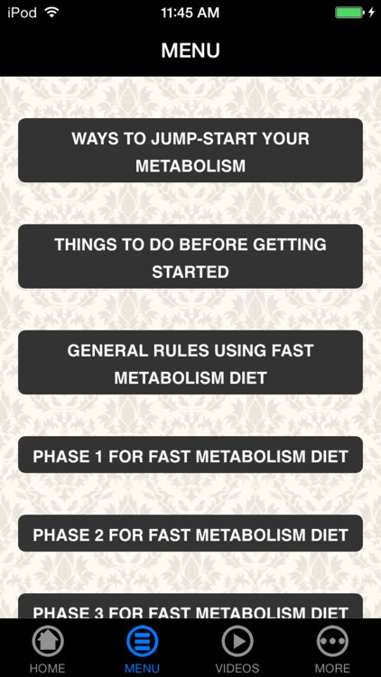 Learn How To Fast Metabolism Diets - Best Healthy Weight Loss Plan Program Guide For Advanced & Beginners screenshot-4
