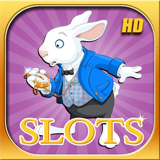 A Lucky Rabbit Slots Game - Vegas Wonderland Casino Games HD