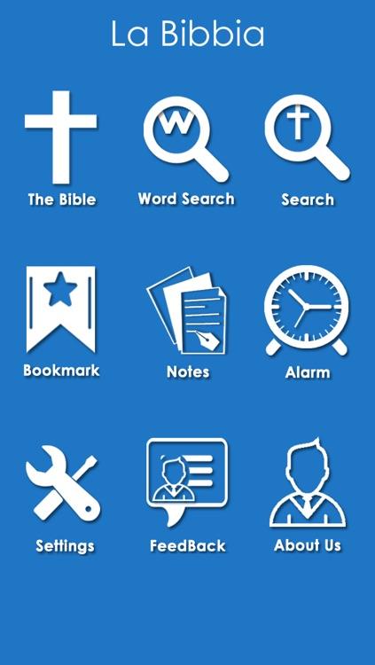 Italian Bible Offline
