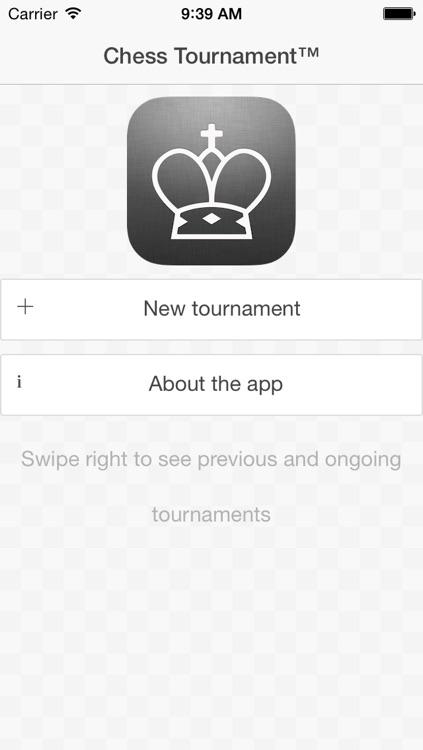 Chess Tournament™