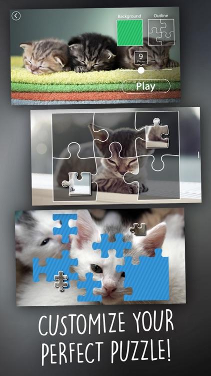 Jigsaw Wonder Kittens Puzzles for Kids