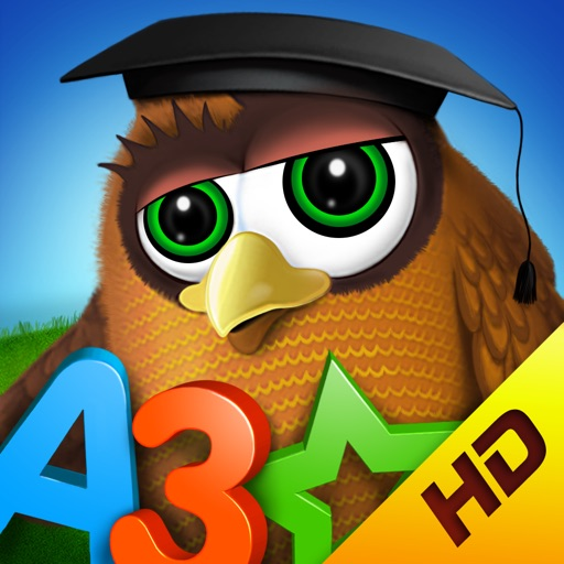 Preschool and Kindergarten learning kids games for toddler HD