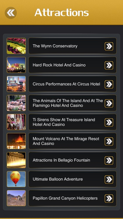 Las Vegas Offline Guide screenshot-2