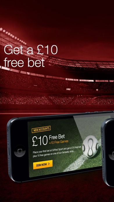 32Red Sports Betting – Bet Football, Racing Odds & More