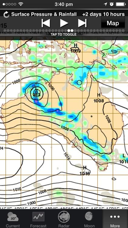 Australia Weather Information screenshot-4