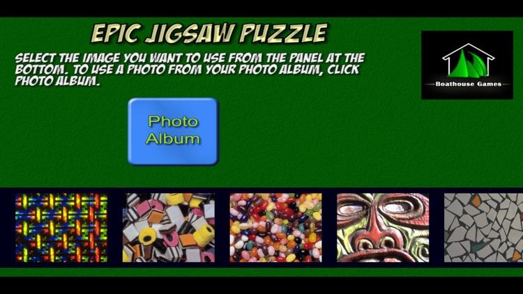 Jigsaw Puzzles HD FREE screenshot-3