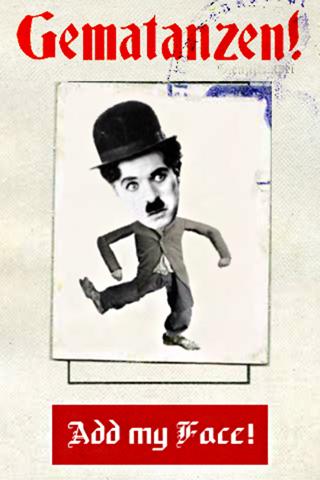 Gematanzen! - funny celebrity cartoon dance music video maker with your face screenshot 2