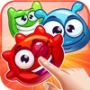 Gummy Emoji Crush : - A match 3 puzzle game for Christmas holiday season!