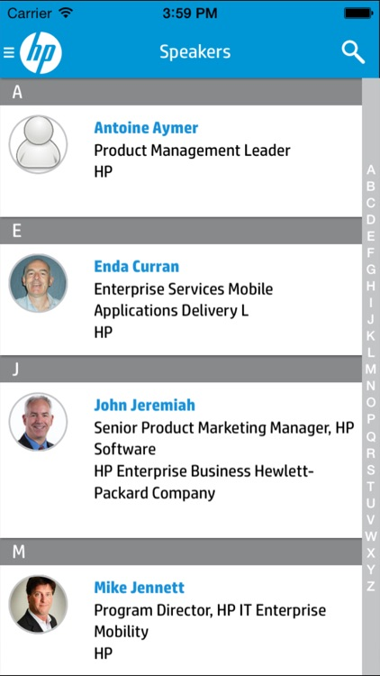 HP Software & Solutions - Middle East screenshot-4