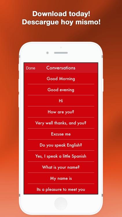 Traductor en español nice to meet you