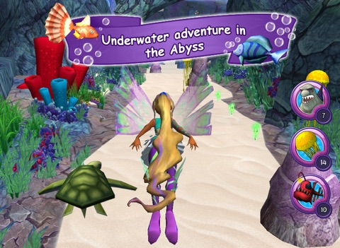 Winx Club: Mystery of the Abyss Lite-ipad-2
