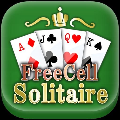 フリーセル・ソリティア ◆シンプルトランプゲームシリーズ