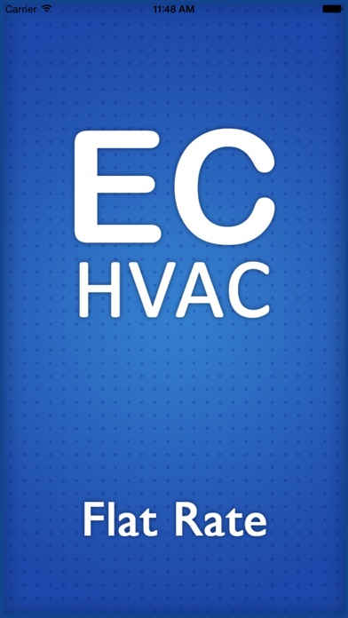 HVAC Flat Rate app image
