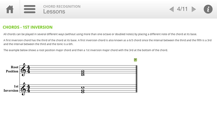 Auralia Chord Recognition screenshot-3