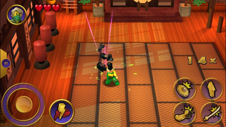 LEGO® Ninjago Tournament screenshot-4