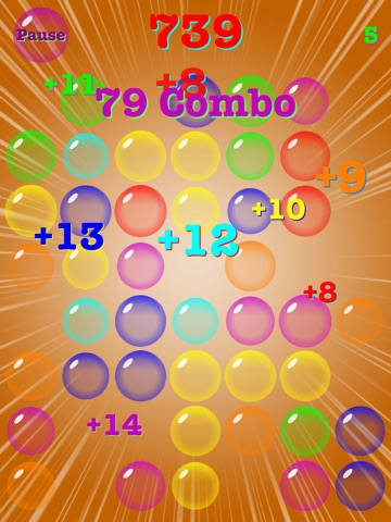 Tap Tap Bubble - Just Tap It!!! Скриншоты7