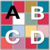 2048: ABC's Tile Puzzle Game Saga