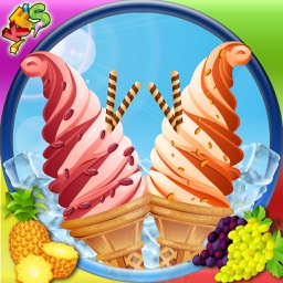 Ice Cream Maker – Dessert cooking & chef game