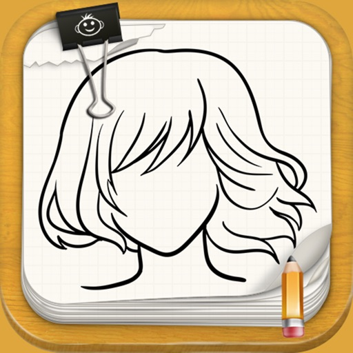 Learn to Draw Wigs and Hairpieces