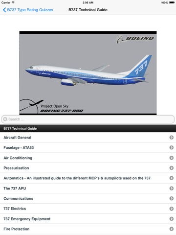 boeing 737 300 400 500 ng type rating exam quizzes app price drops rh appsliced co Technical Assistance Guide Technical Schools Guide