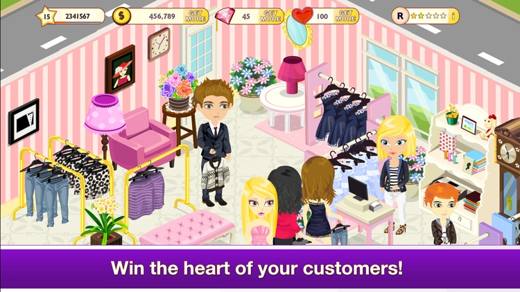 Tap Boutique - Girl Shopping Covet Fashion Story Game