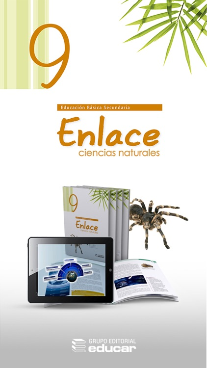 Vector Z | Enlace Ciencias Naturales 9 screenshot-1