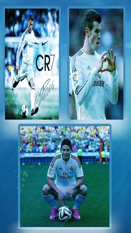 Soccer Stars Wallpapers HD screenshot-3