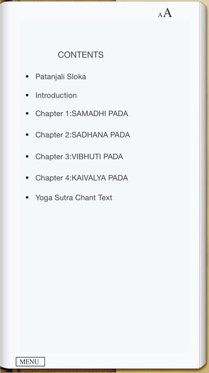 Patanjali Yoga Sutra screenshot-3