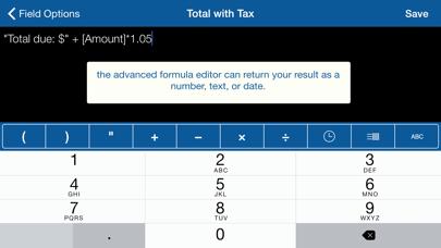 Tap Forms OrganizerScreenshot von 5