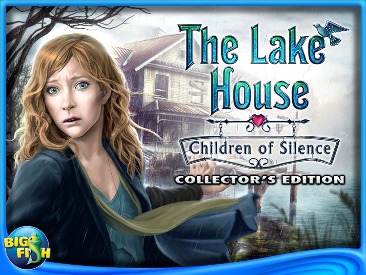 The Lake House: Children of Silence HD - A Hidden Object Game with Hidden Objects screenshot-4