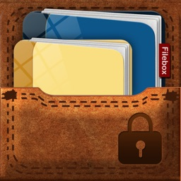 Secure Filebox Encrypted File Manager Free