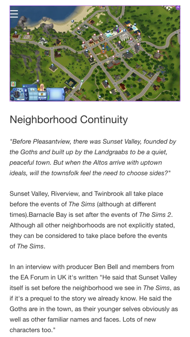 Woololo Guide For The Sims 3 | App Price Drops