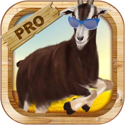 Goat Jump Madness Game PRO