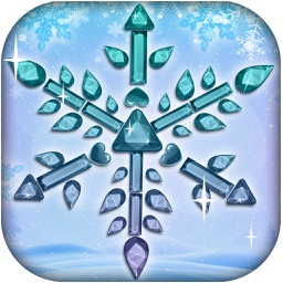 A Frozen Diamond Fall Escape - Snowflake Jewel Challenge FREE