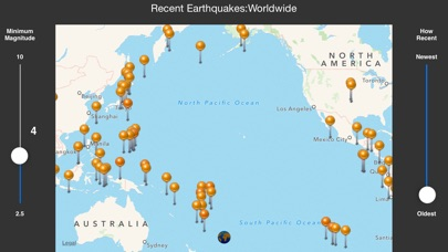 iFeltThat Earthquake screenshot1